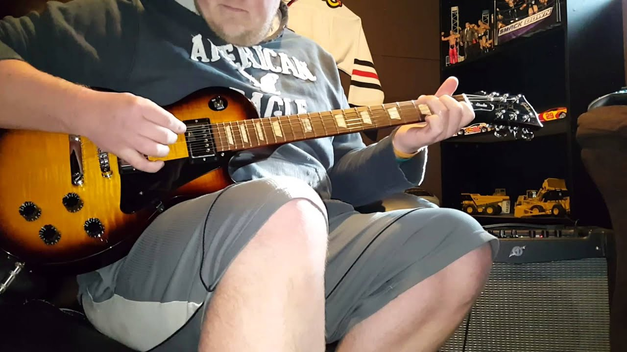 Dierks Bentley Guitar Cover