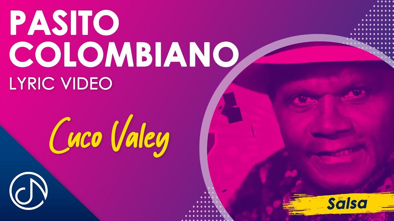 pasito colombiano cuco valoy
