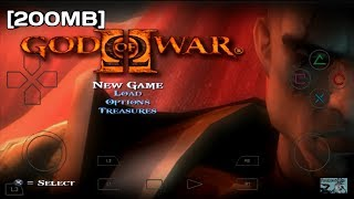 [230MB] Real Game How to Download God of War 2 On Your Android Device Proof With Gameplay [Hindi]