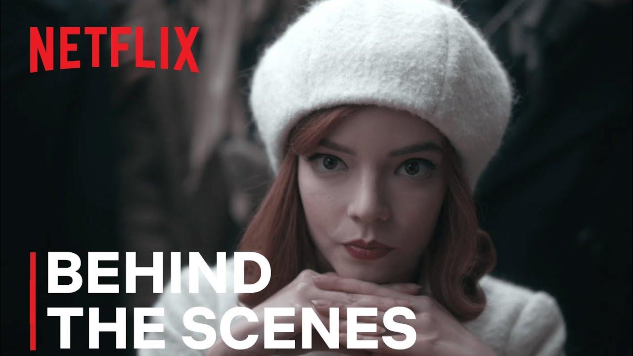 The Queen's Gambit Live to Screen   Netflix