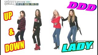 vuclip EXID 2X FASTER - Up & Down + DDD + Lady [WEEKLY IDOL]