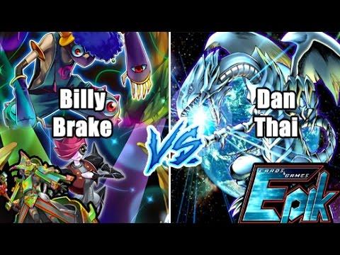 Top 8 Billy Brake (Abyss Actor Metalfoes) vs Dan Thai (Blue-Eyes) Epik FNY