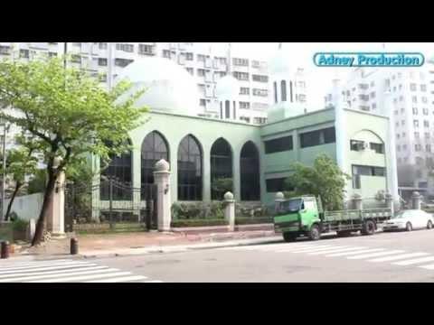 MASJID BESAR TAICHUNG-TAIWAN