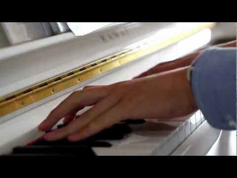 Unusual Way - Nine - Maurie Yeston - Piano Cover