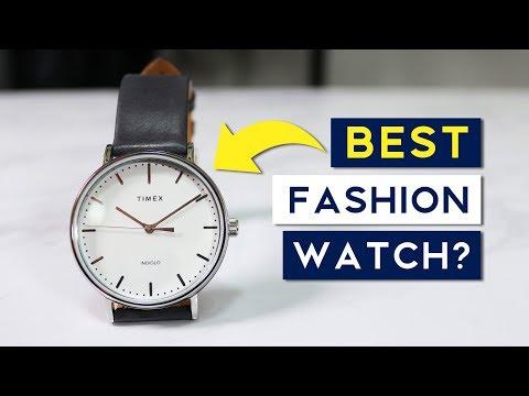 Best Cheap Minimalist Watch? | Timex Fairfield Review