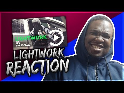 RV - Lightwork Freestyle | Pressplay (REACTION)