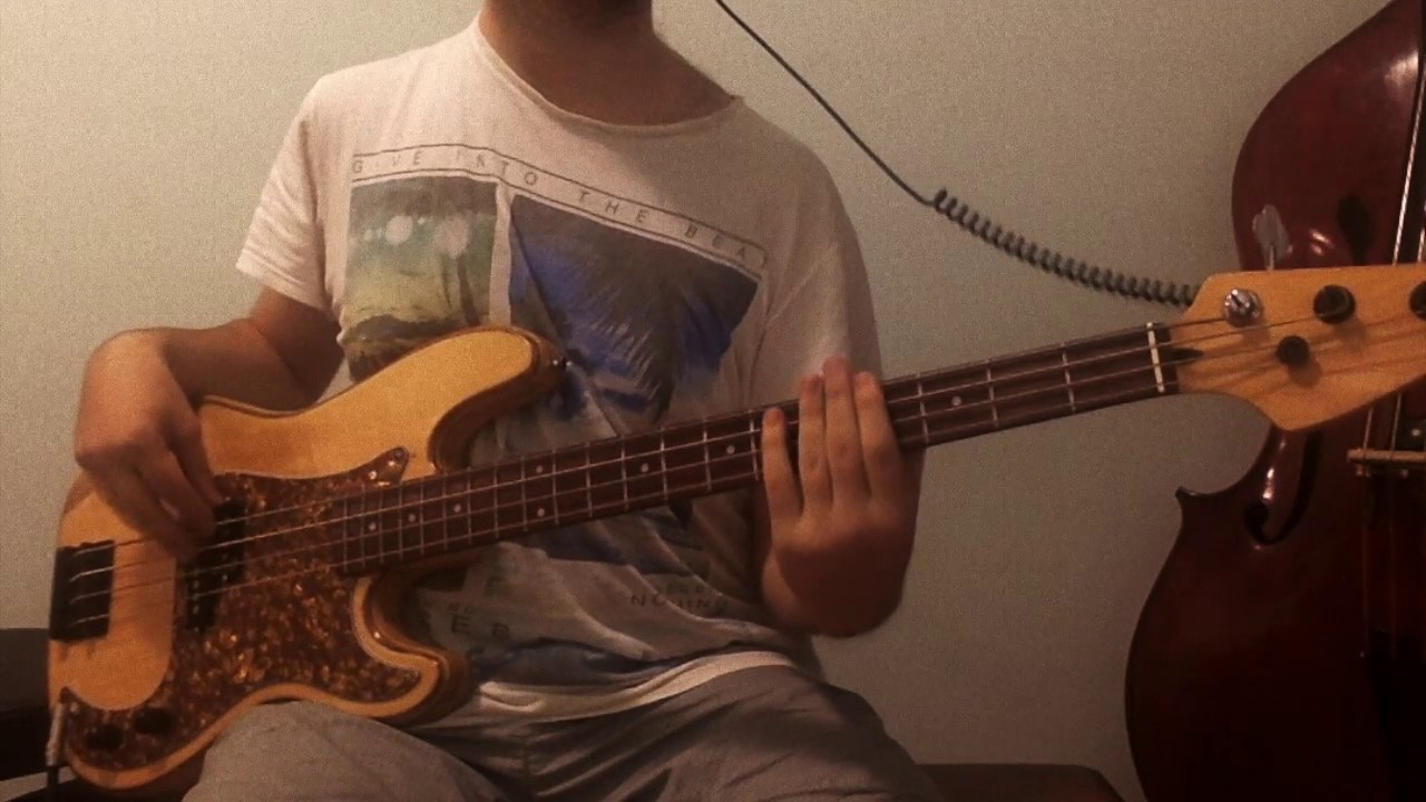 The Night Has A Thousand Eyes - Bobby Vee | Bass Cover