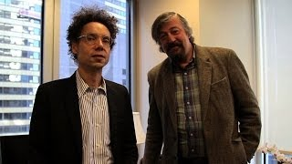 Stephen Fry meets Malcolm Gladwell Interview