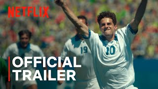 Baggio: The Divine Ponytail | Official Trailer | Netflix