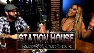 Station House in Downtown St Pete with Elon from @BornHungry