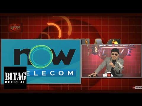 Kabwisitan ng Smart & Globe! Enter dagdag bwisit- Now Telecom!