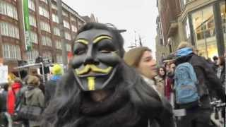 Anti-ACTA Demo Hamburg 25.02.12 Teil 10-14 HD
