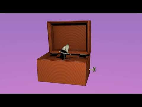 Kiri music box WIP