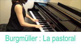 ブルグミュラー:牧歌(25の練習曲より) 渡邊智子(ピアノ) thumbnail
