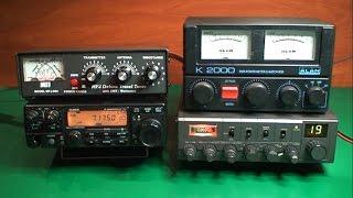 CB Radio - Antenna Tuner - Skrzynka antenowa - Matcher