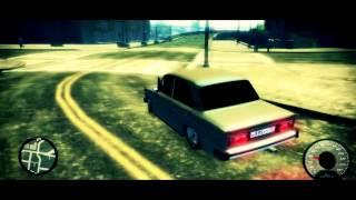 Grand Theft Auto IV Final Mod ВАЗ 2106 movies m1F