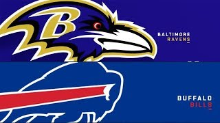 Can the Buffalo Bills shock the world and beat the Ravens?
