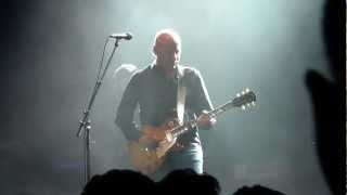 """MARK KNOPFLER - """"Cleaning My Gun""""  Rockhal Luxembourg  21.10.2011"""