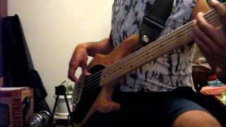 Meshell Ndegeocello - Ecclesiastes: Free My Heart (Bass Cover)
