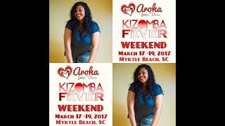 March 2017: Kizomba Fever Weekend with Kimberly Nicole