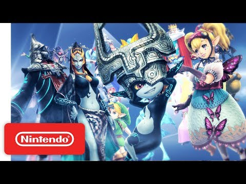 Hyrule Warriors: Definitive Edition - Character Highlight Series Trailer #4 - Nintendo Switch