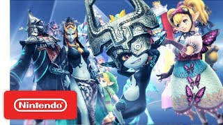 Download Hyrule Warriors: Definitive Edition - Character Highlight Series Trailer #4 - Nintendo Switch Mp3 and Videos