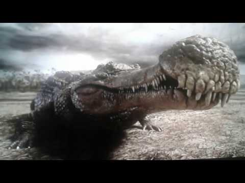 Dinosaurs to Organize Book Sarcosuchus sound Effects