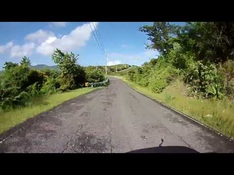 Sunday Morning Drive: Route 10 St. John U.S.V.I.