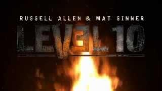 LEVEL 10 - Blasphemy (Official / Lyric Video / Feat Russel Allen and Mat Sinner)