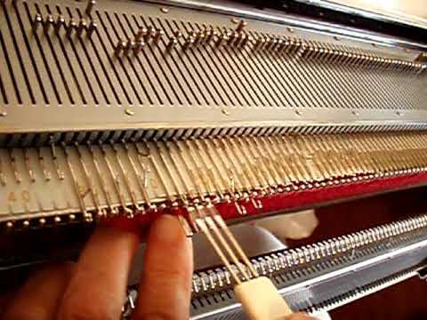 knitting machine for beginners