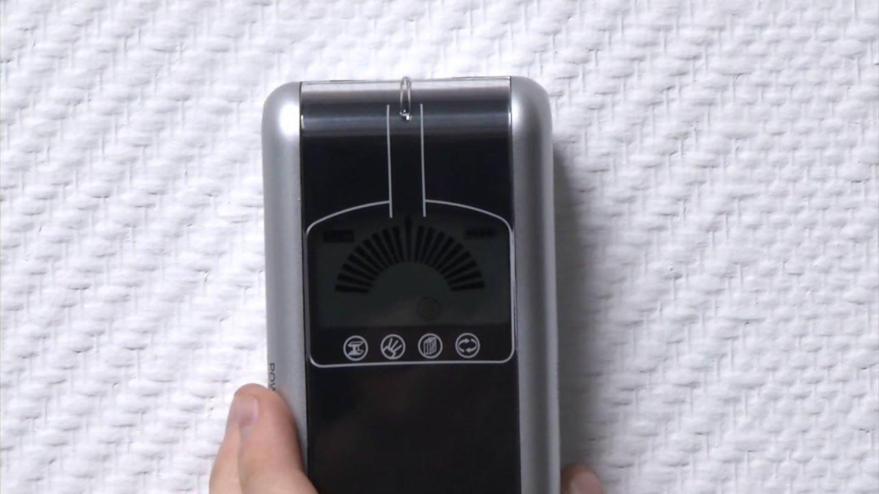 Agt ultraschall distanzmesser mit rechner & laser zielführung youtube