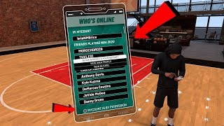 NBA 2K20 - How To Invite Friends to MyCourt & How To Join A Friend's MyCourt