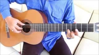 Belajar Kunci Gitar Last Child Seluruh Nafas Ini Intro Stem Standard