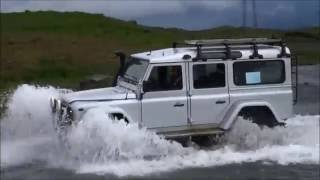 Land Rover Adventure Club: Iceland 2014 (Part 1) – Ice & Fire Expedition.