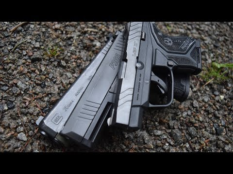 How Small Is The Sig P365? Size Comparisons With Popular CCW Pistols!