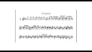 Chromatic Fantasy - J. Dowland