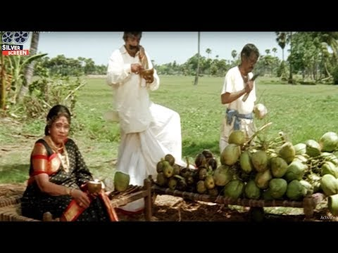 Bhanumathi Ultimate Village Comedy   Telugu Top Comedy   Silver Screen Movies