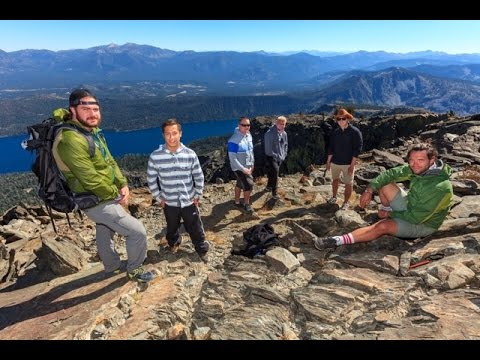 Lake Tahoe - Adventure Therapy Program - Recovery For Men