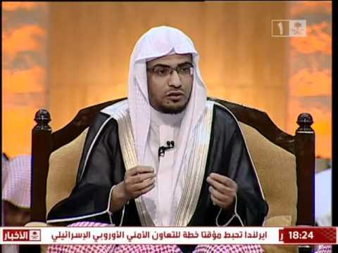 الشيخ صالح المغامسي يتحدث عن الآخرة || مبكي جداً