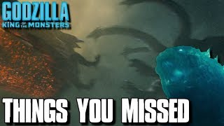 Intimidation Display Breakdown - Godzilla: King Of The Monsters