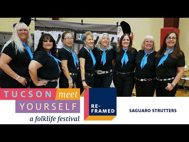 Saguaro Strutters