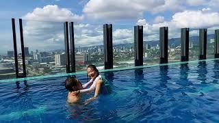 세부시티 BAI(바이) 호텔 21층 수영장 경치최고 가…