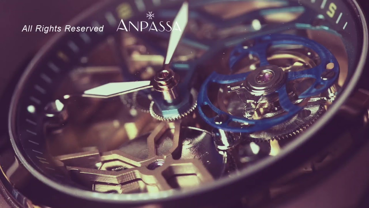 ANPASSA Watch Craftsmanship