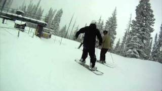 Steamboat Springs 2011 Rabbit Ears, East Face, Canyon Skiing Snowboarding Thumbnail