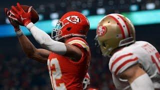 NFL Super Bowl 54 - Kansas City Chiefs vs San Francisco 49ers Full Game Highlights | Madden