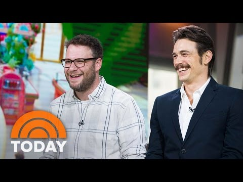 Seth Rogen, James Franco: 'Sausage Party' Is For Everyone (Except Kids)   TODAY