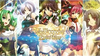 Valkyrie: Epic War - Android Gameplay HD