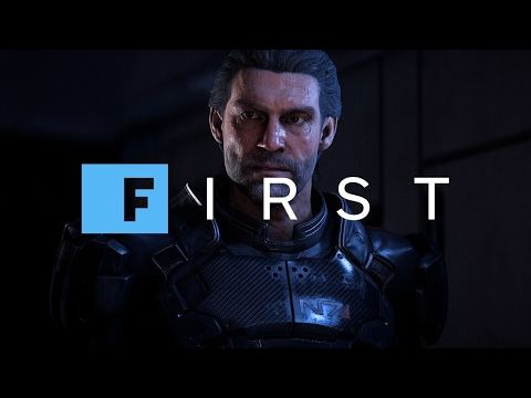 The First 13 Minutes of Mass Effect Andromeda (4K 60fps) - IGN First