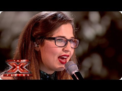 Abi Alton sings I Will Survive by Gloria Gaynor - Live Week 4 - The X Factor 2013