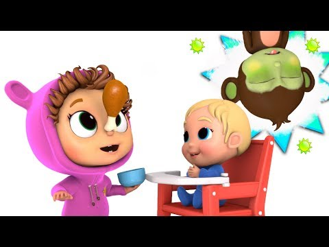 Do You Like Crazy Food? | Nursery Rhymes | Food for Kids | K